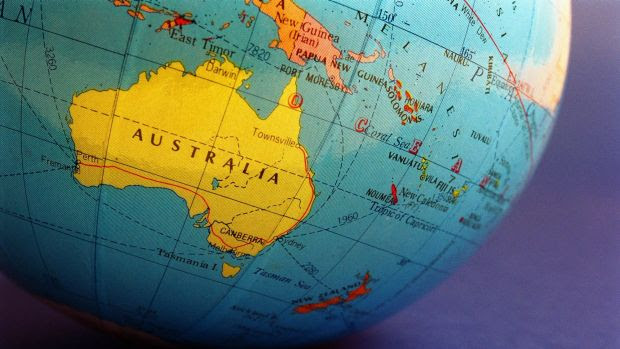 Australian investors need to look beyond their borders.