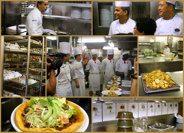 Award-winning kitchen serves up to 12,000 meals a day!