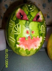 Melon Mask