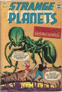 Golden Age Sci Fi Comics