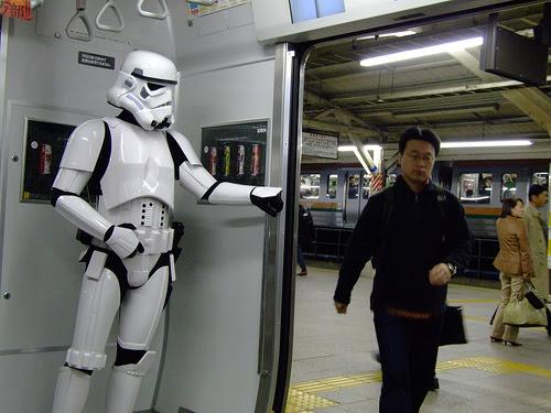 La historia de un Stormtrooper en Tokyo - Foto: Héctor García Puigcerver