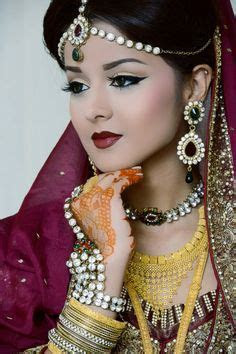 A beautiful Bengali bride on her Holud night. The