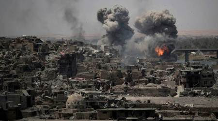 US moves to help locate unexploded bombs in Mosul
