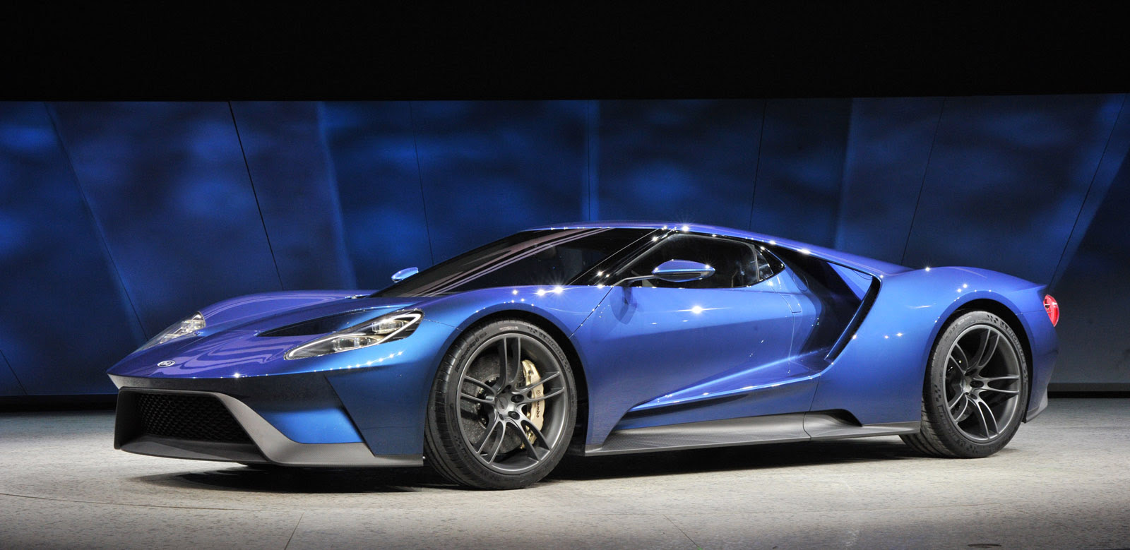 Ford GT live photos: 2015 NAIAS • CF Blog