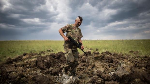Ukraine conflict - June 2015