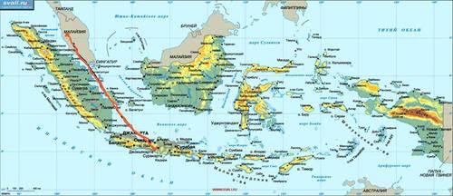 Карта на пътуването