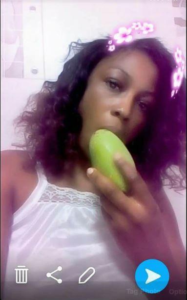 SMH!! Photos: Naija Man Squeezes Girls Breast In Public