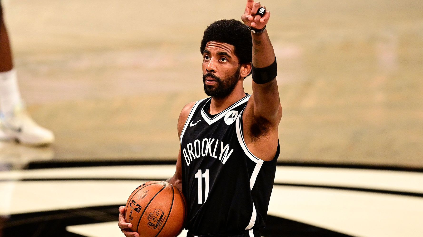 Kyrie Irving Says COVID-19 Vaccine Refusal Is 'What's Best For Me'