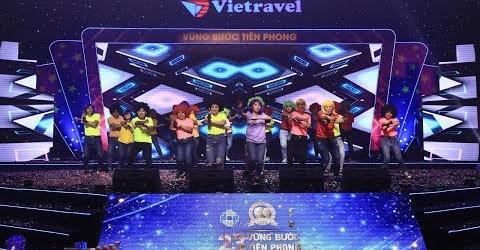 Sắc màu Vietravel (#SMV) - Nhảy hiện đại | Vietravel