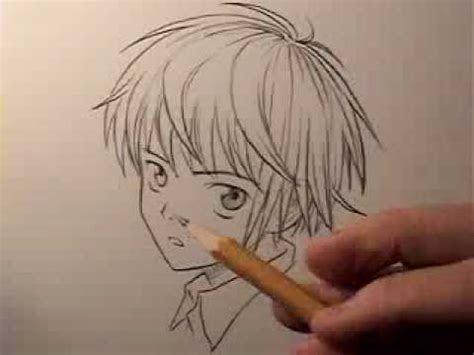 mark crilley   draw boys hair   manga cartoon