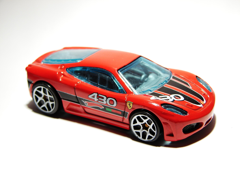 Ferrari F430 Challenge - Hot Wheels Wiki