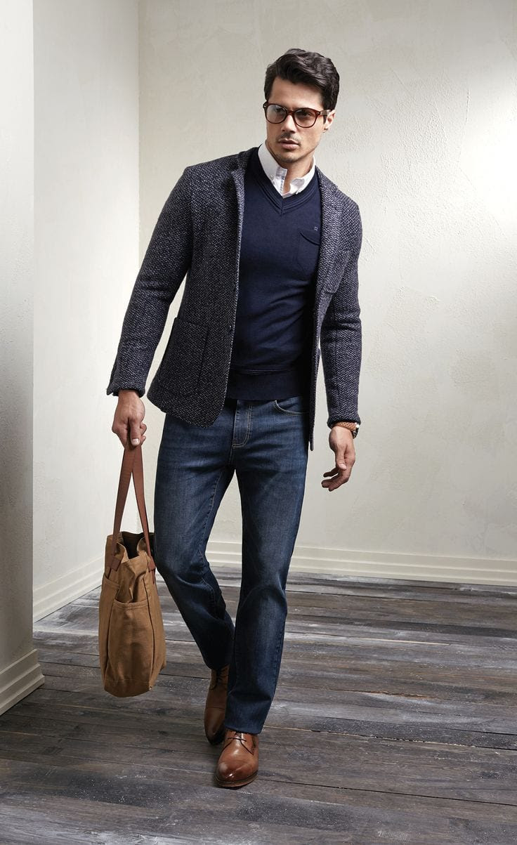 outfittrends 16 men's winter outfits combinations for
