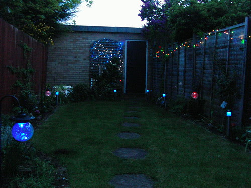 Just one or two solar lights
