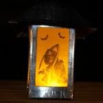 Side 4 - Lantern at night