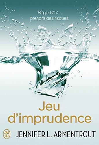Couverture Jeu de patience, tome 4 : Jeu d'imprudence