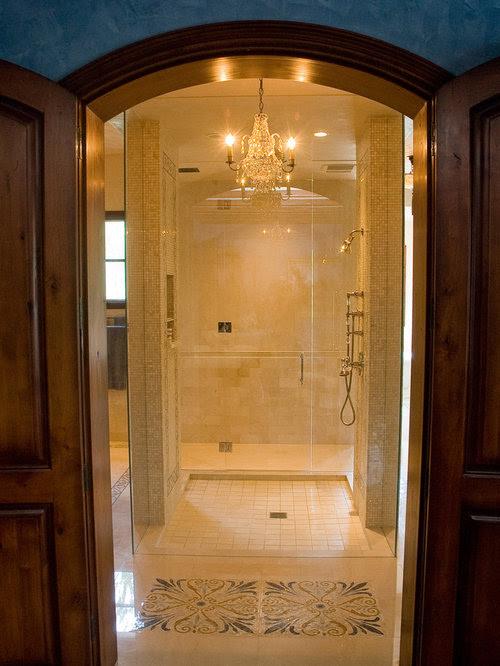 Decorative Tile Shower Home Design Ideas, Pictures ...