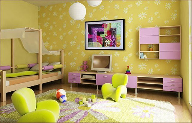 A Creative And Simple Home Interior Design   Beautiful Homes Design