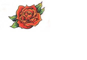 15 Red Rose Design Images Red Rose Tattoo Designs Pink Rose