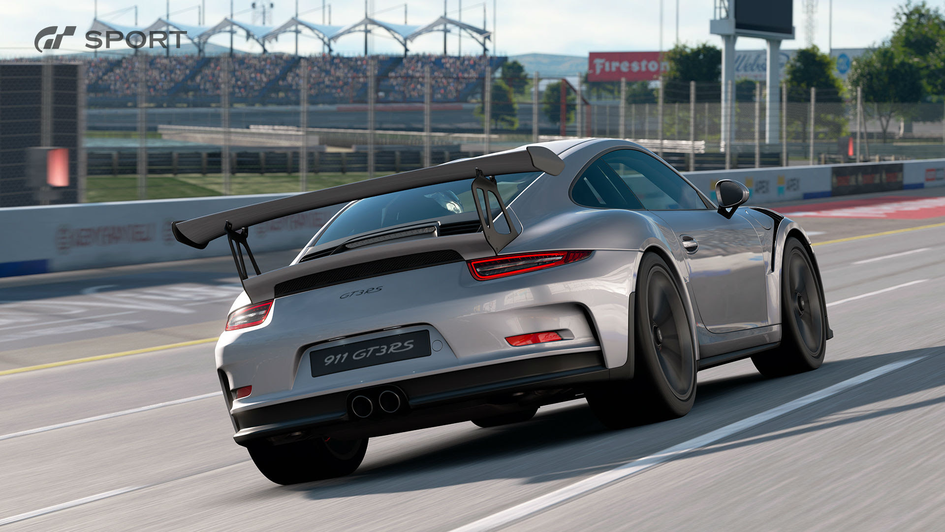 Gran Turismo Sport will run in 4K at 60fps this fall screenshot