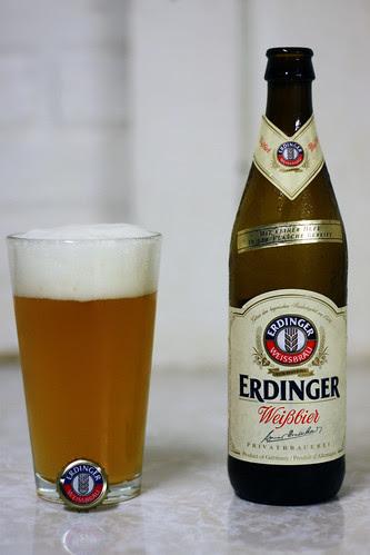 Erdinger Weißbier by Cody La Bière