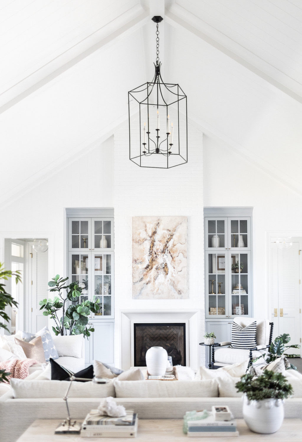 A New Build Home Filled With Perfection Lark Linen