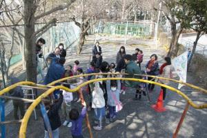 今年は午前中からたくさんの子どもが参加