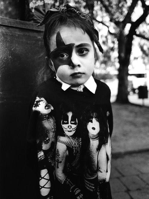 Kiss kid