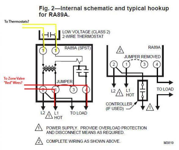 30 White Rodgers Zone Valve Wiring Diagram
