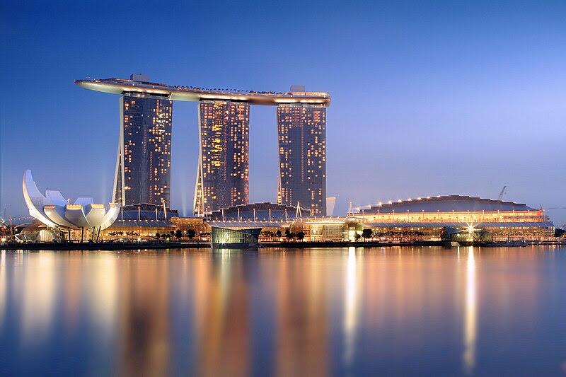 Marina Bay Sands casino complex
