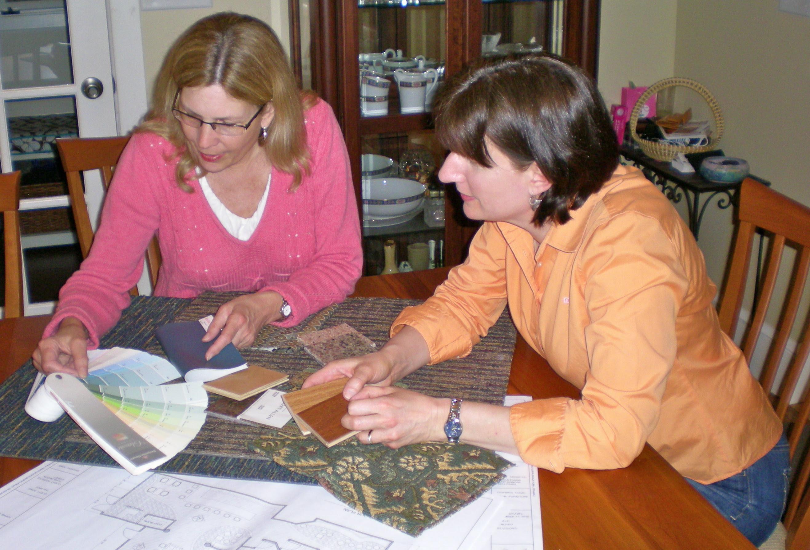 Design Consultation @ KDZ Designs : Interior Design | Western MA