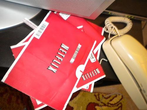 Goodies from Netflix