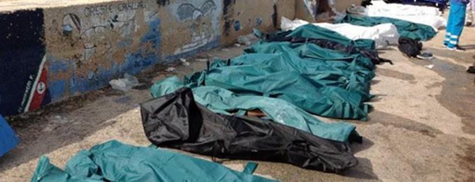 """Naufragio, Napolitano: """"Strage di innocenti"""". Kyenge: """"La Lega offende vittime e italiani"""""""