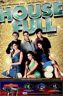 HouseFull ( 2010 ) Hindi Movie Watch Online | Bollywood Movie | Full Movie Watch Online