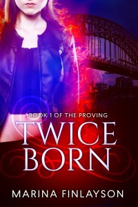 Twiceborn by Marina Finlayson