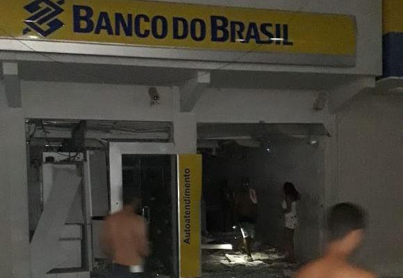 RN: Ataques a bancos e Correios são registrados durante a madrugada