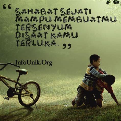 kata mutiara sahabat sejati  meninggalkan kita