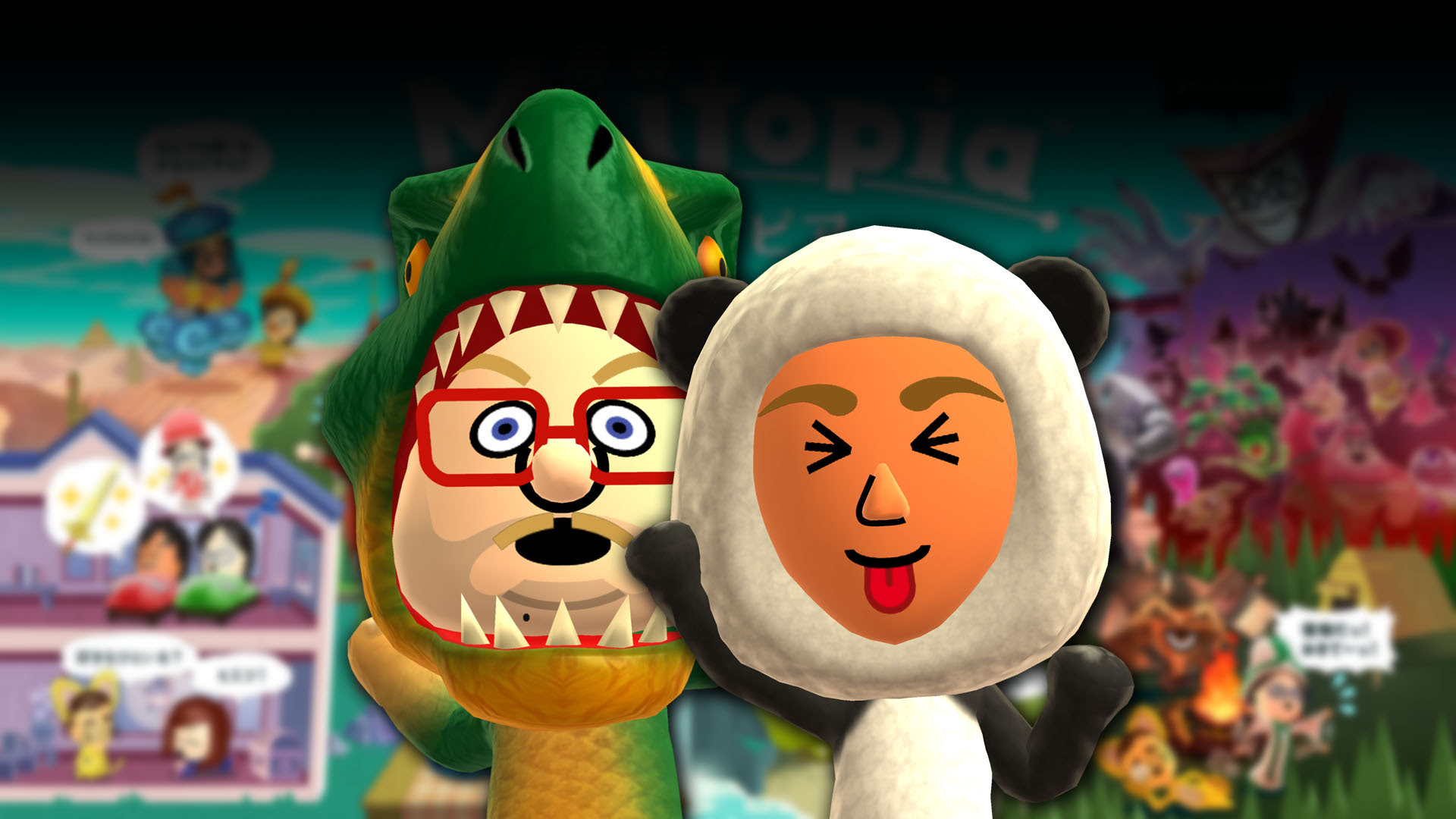 You can now try out Miitopia with a surprise demo screenshot