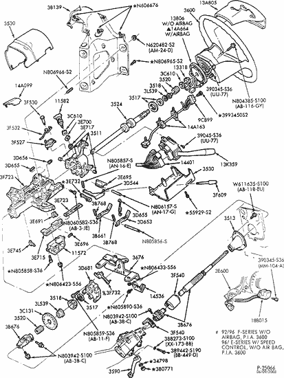 95 F250 Fuse Box - Wiring Diagram Networks