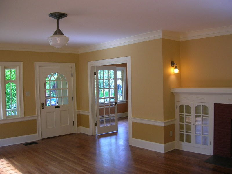 Interior House Trim Paint