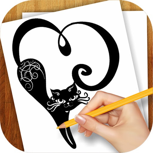 Learn How To Draw Tattoo Designs Apprecs
