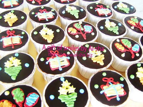 Birthday Cupcakes Ai-sha Puchong Jaya