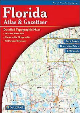 Florida Atlas & Gazetteer