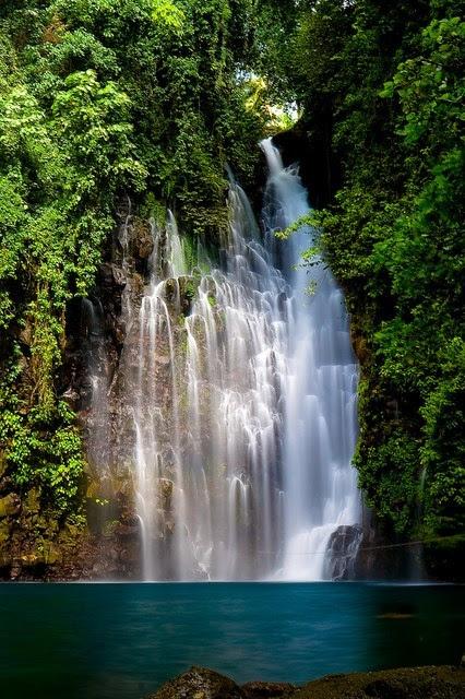 Tinago Falls, Iligan,Philippines
