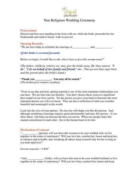 Non Christian Wedding Ceremony   Weddings234