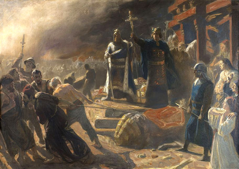 File:Bishop Absalon topples the god Svantevit at Arkona.PNG