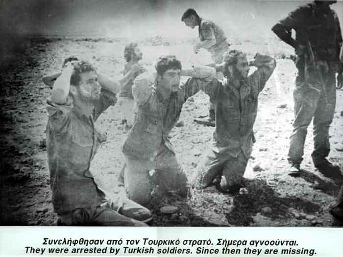 Αποτέλεσμα εικόνας για αγνοουμενοι 1974 φωτογραφιες