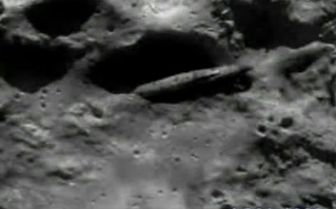 Resultado de imagen de nave cara oculta luna
