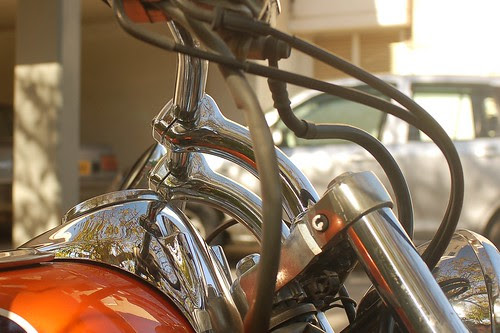 Yamaha bike, Harley raisers