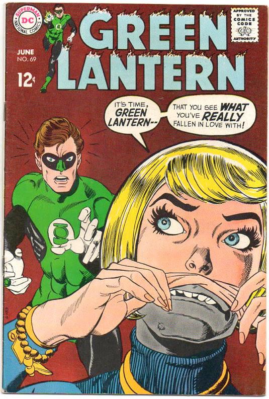 GL 30 / classic comic books of the 1960s / TV Blog