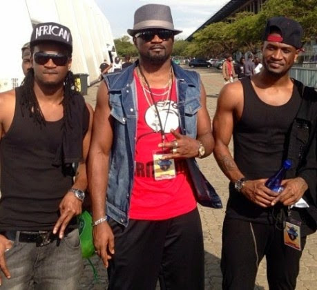 Gist! Psquare On The Moves To Break Up, Full Story Here
